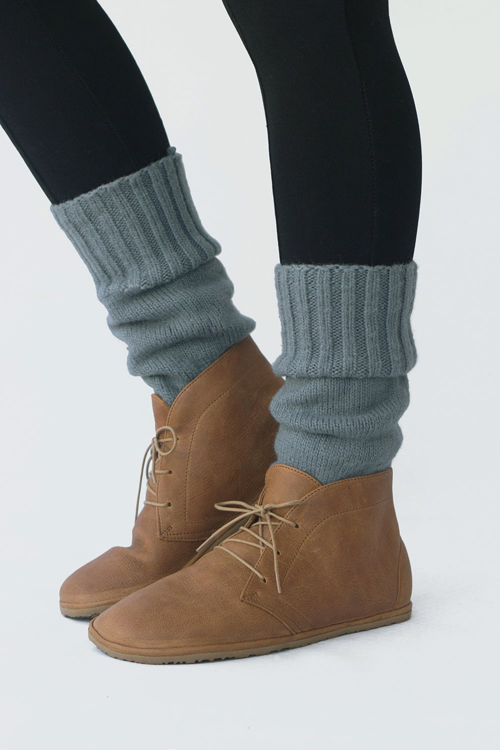 Image of Leona boots in Caramel