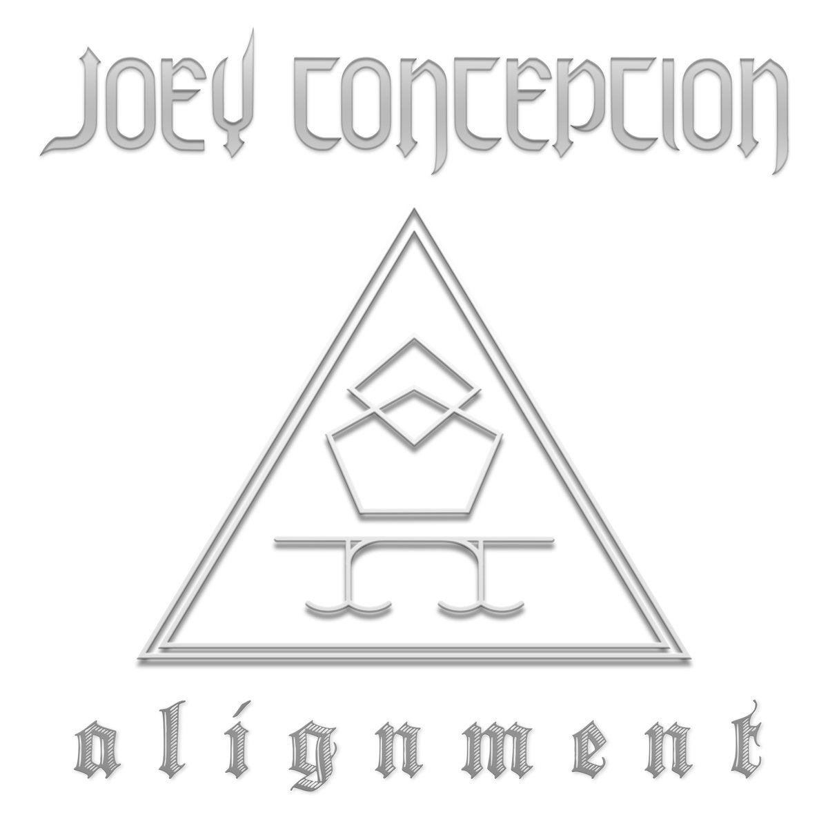 "Image of JOEY CONCEPCION ""ALIGNMENT"" CD"