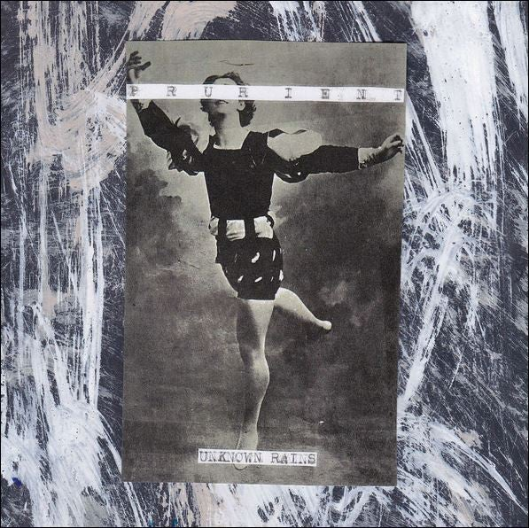 Image of [HOS-491] Prurient - Unknown Rains LP