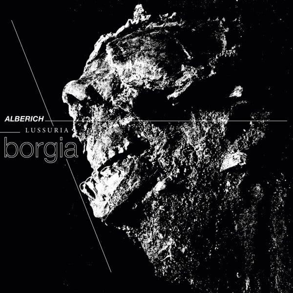 Image of [HOS-476] Alberich / Lussuria - Borgia LP