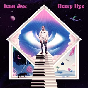 Image of Ivan Ave - Every Eye - LP (JAKARTA)