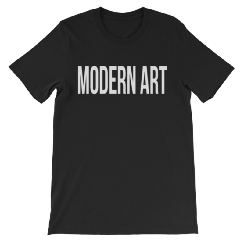 Image of Modern Art campaign