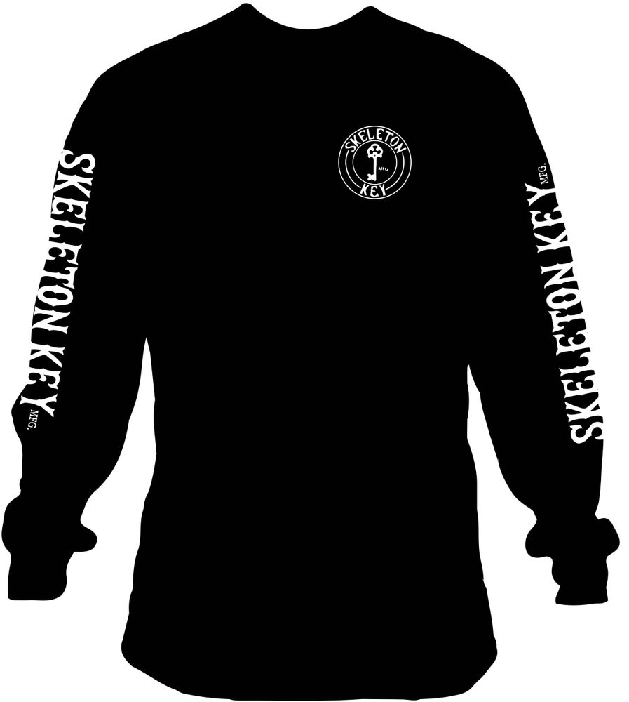 Image of SK Army Longsleeve Black L/S T-Shirt
