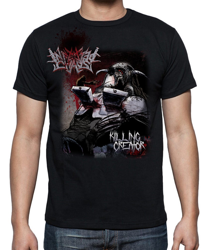 Image of THE KILLING CREATOR T-SHIRT