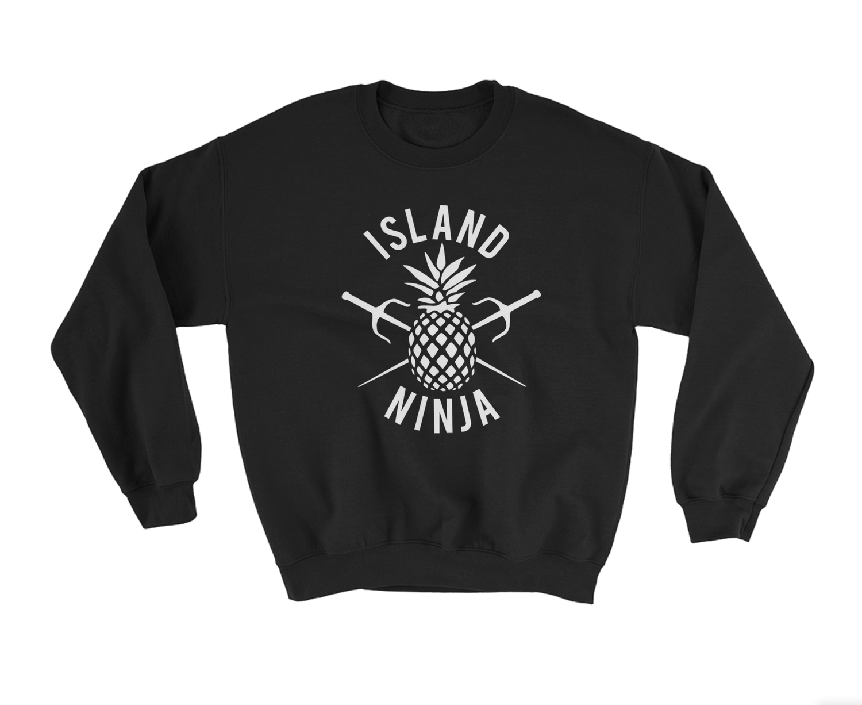 Island Ninja Sweatshirt