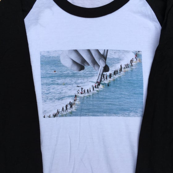 Image of PARTY-WAVE RAGLAN