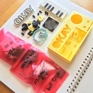 Image of OKAY Synth DIY Kit