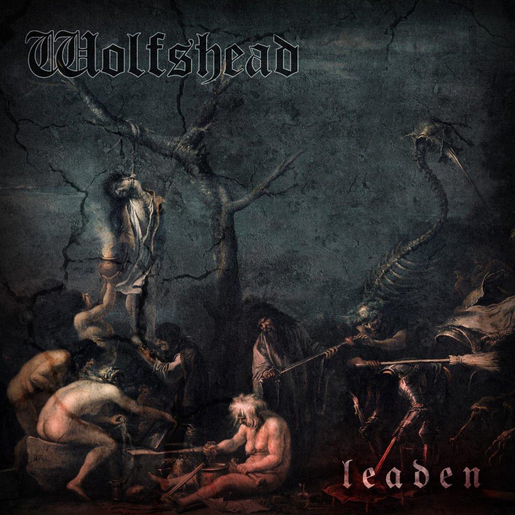 Image of WOLFSHEAD - Leaden