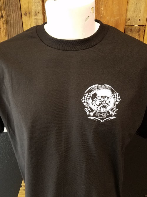 Image of Original Shop Tee in Classic Black and White