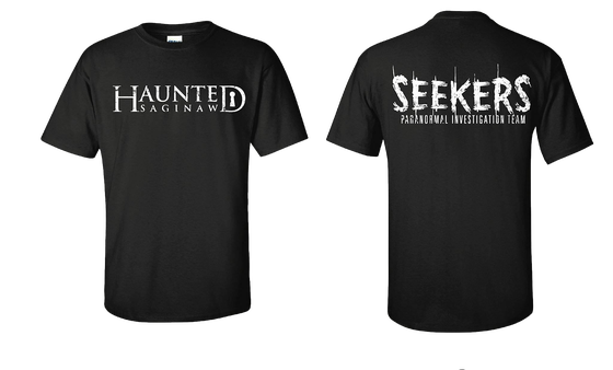 Image of Haunted Saginaw Tee
