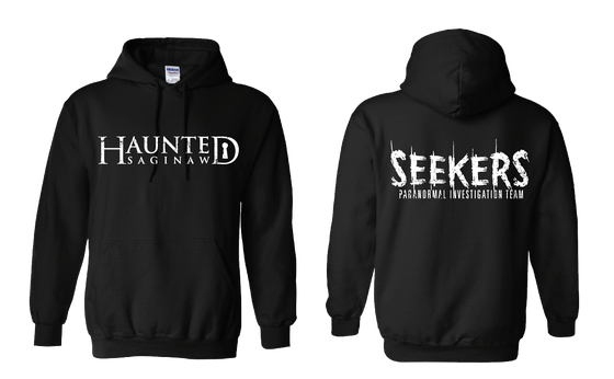 Image of Haunted Saginaw Hoodie