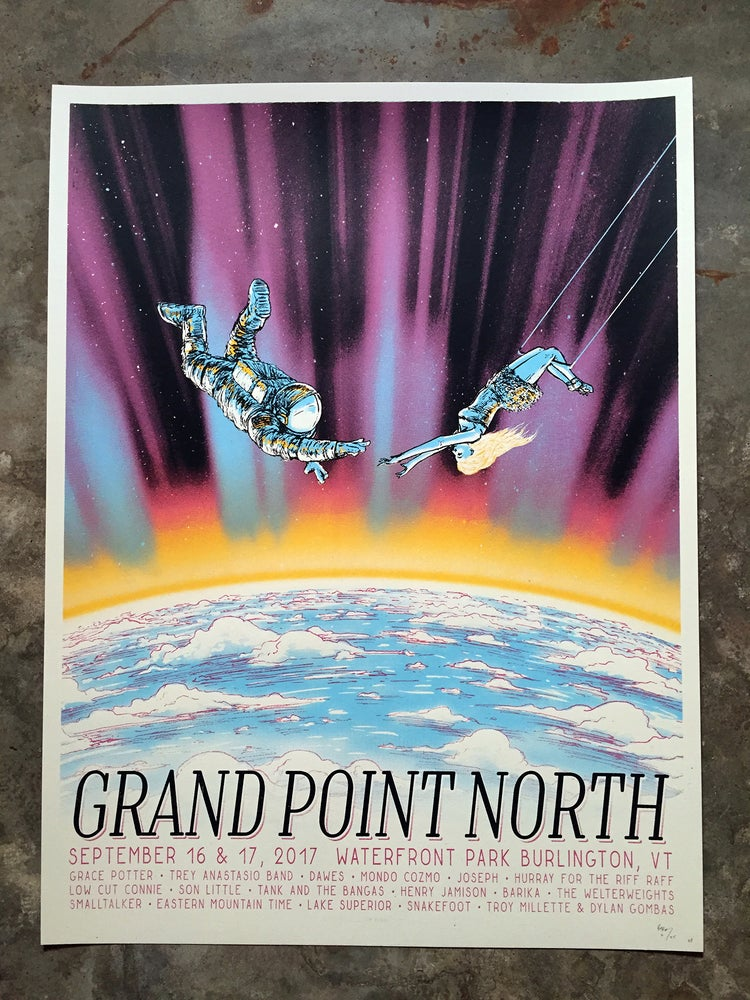 Image of Grand Point National 2017