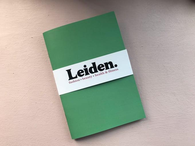 Image of Leiden Zine 2 Feat. artwork by Johanna Dziadkiewicz