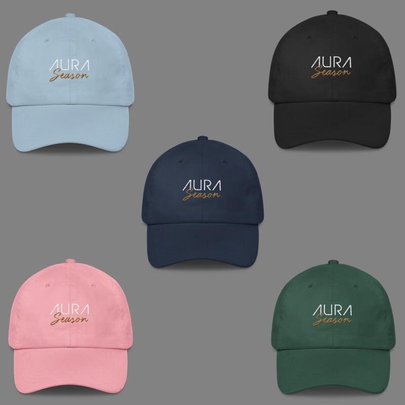 Image of Aura Season Daddy Hat