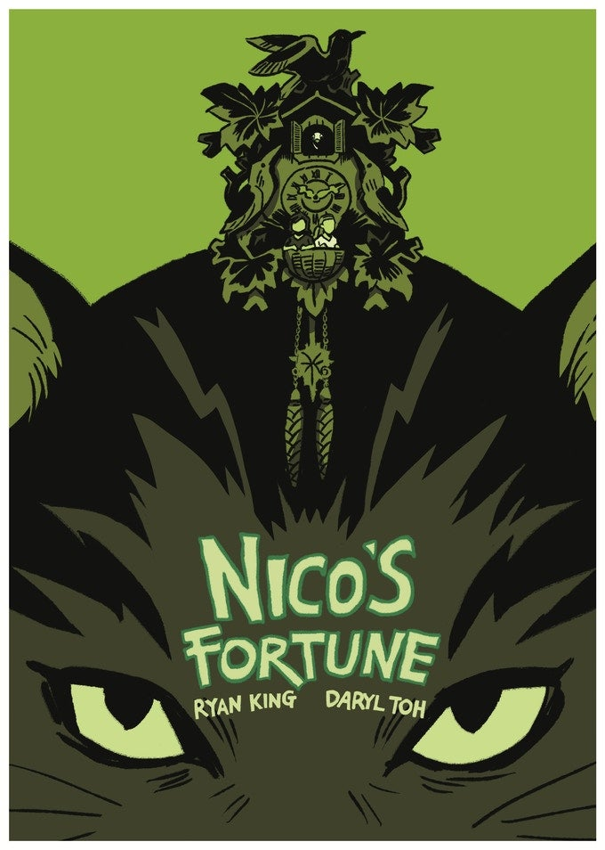 Image of Nico's Fortune (Physical Copy)