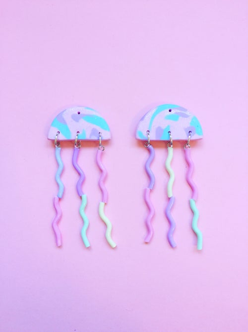Image of Jellyfish earrings