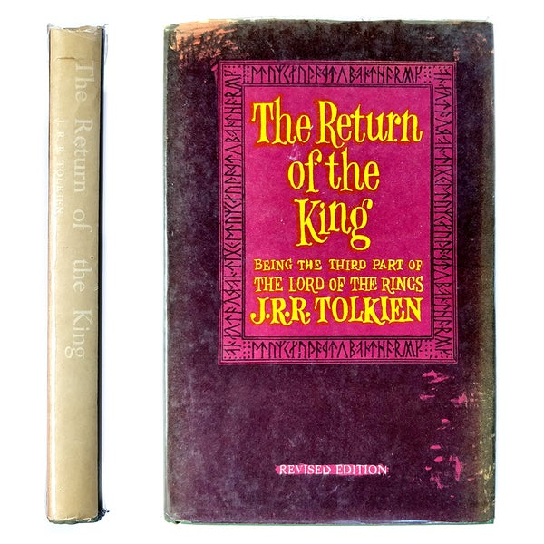 Image of  J R R Tolkien - The Return of the King