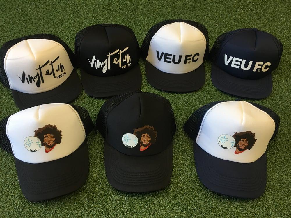 Image of VEU CUSTOMISED CAP