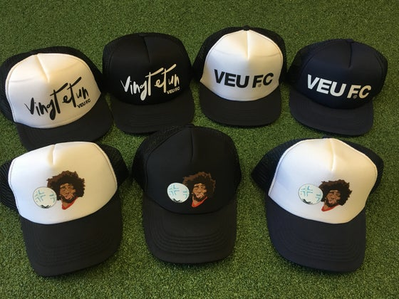 Image of VEU CUSTOMISED CAP