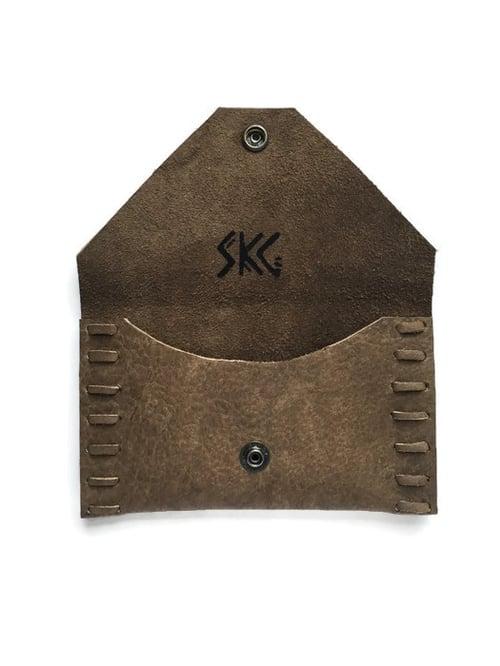 Image of Slim Bison Wallet