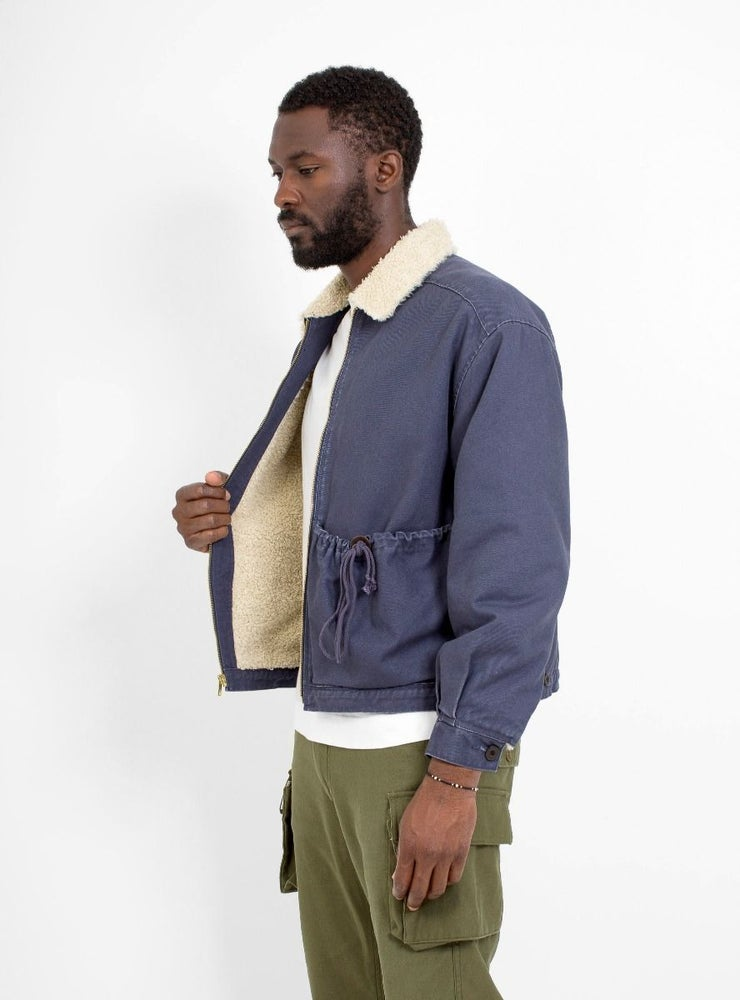 Image of Garbstore APS Jacket Navy
