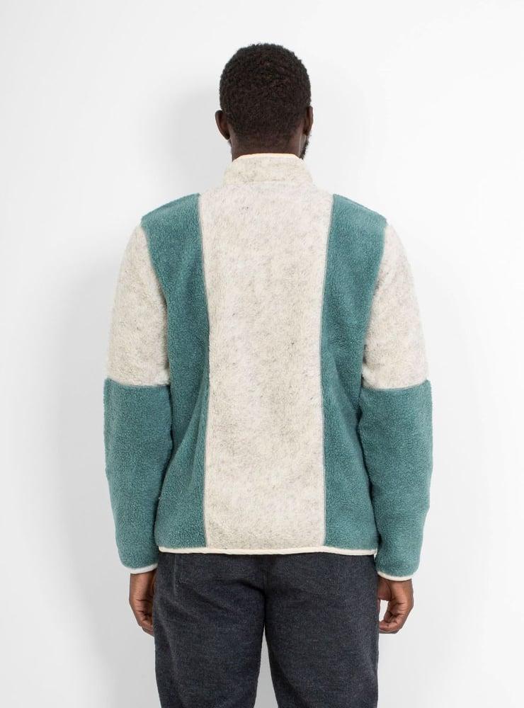 Image of Garbstore Robinson Fleece Jacket Natural