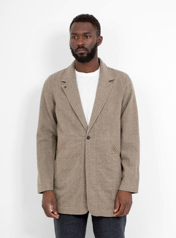 Image of Garbstore Simple Wren Jacket Oatmeal