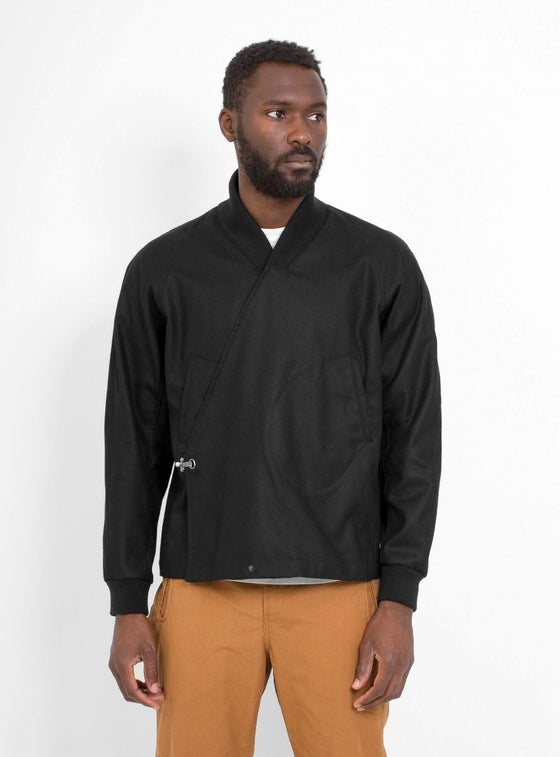 Image of Garbstore Tomo Jacket Black