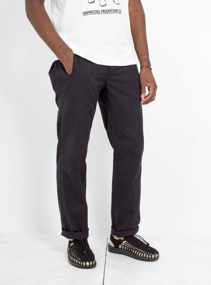 Image of Garbstore Tomo Pant Black