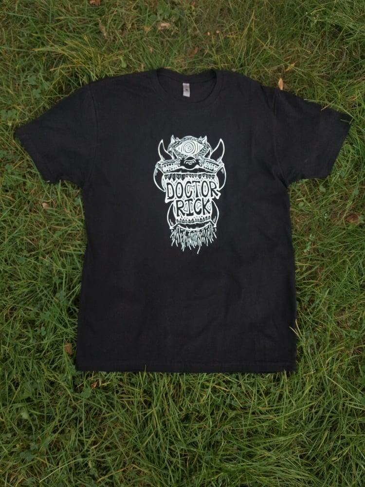 Image of Doctor Rick T-Shirt (Black)