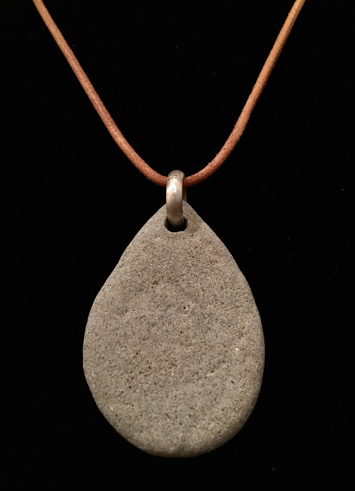 Image of Hudson River Rock Pendant 2