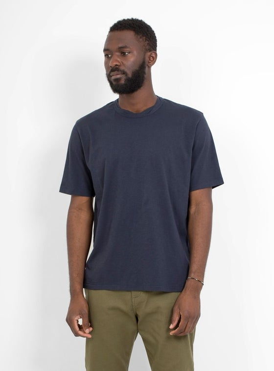 Image of Garbstore Box Tee Navy