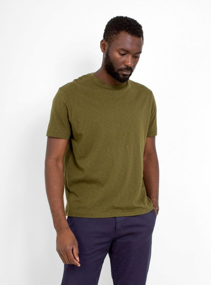 Image of Garbstore Box Tee Olive