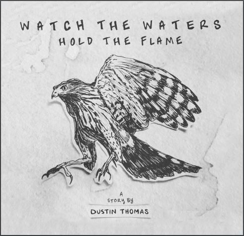 Image of WATCH THE WATERS HOLD THE FLAME - CD