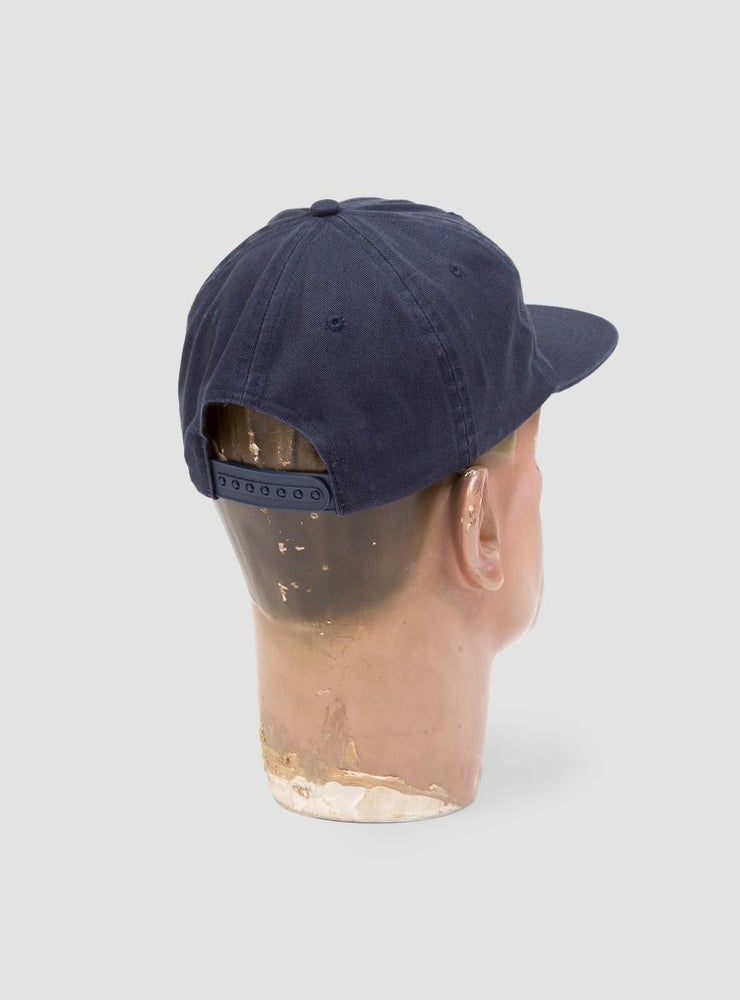 Image of Powers Type Cap Navy