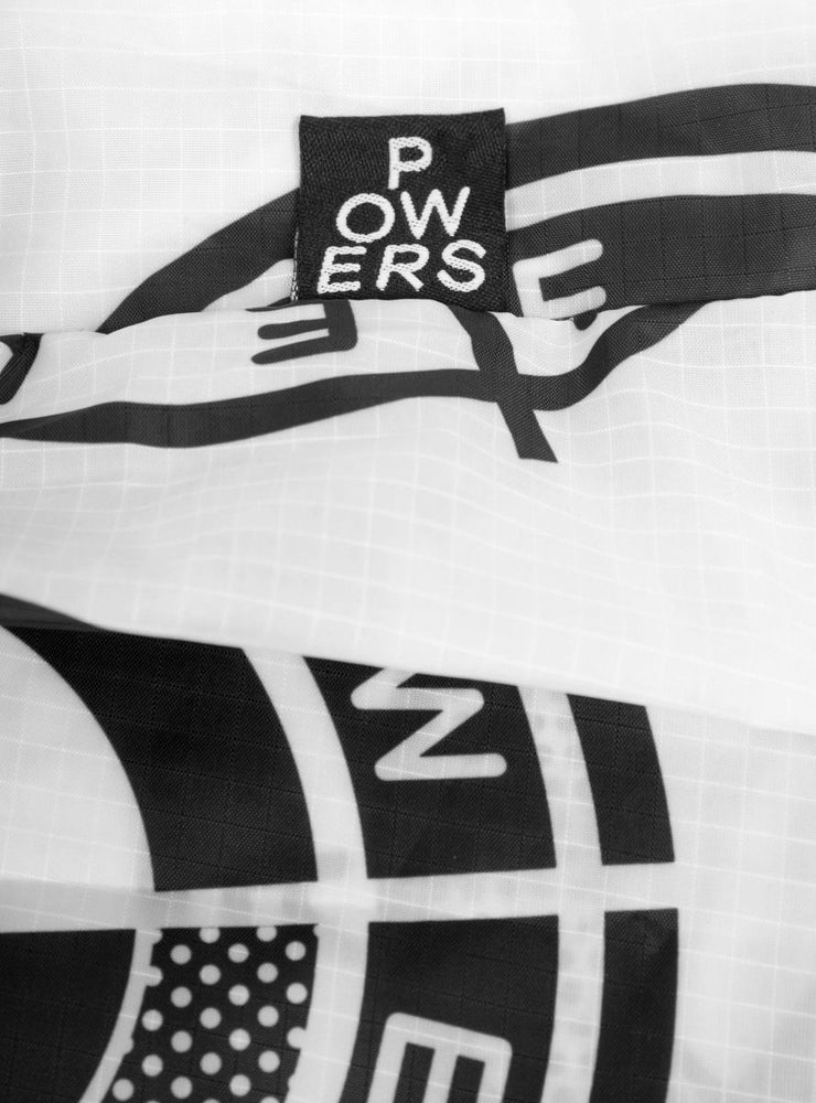 Image of Powers Target Logo Nylon Bag