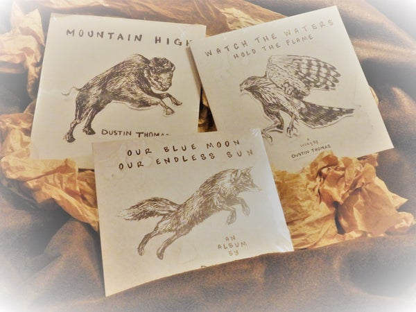 Image of Live Acoustic CD Pack
