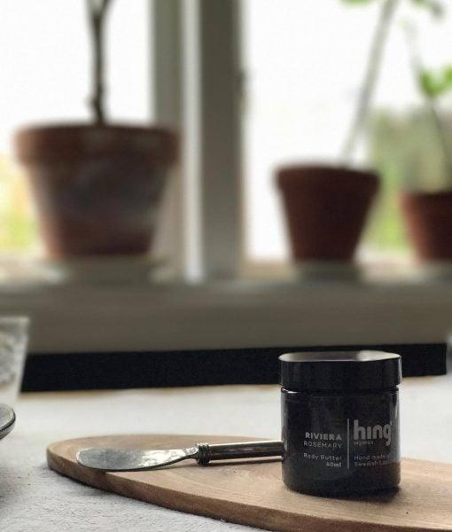 Image of Hing Organic Body Butter / håndcreme. Flere varianter 60 ml