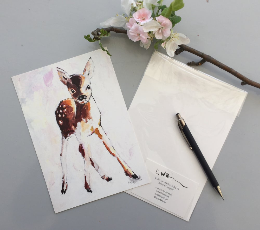 Image of Print # Deer