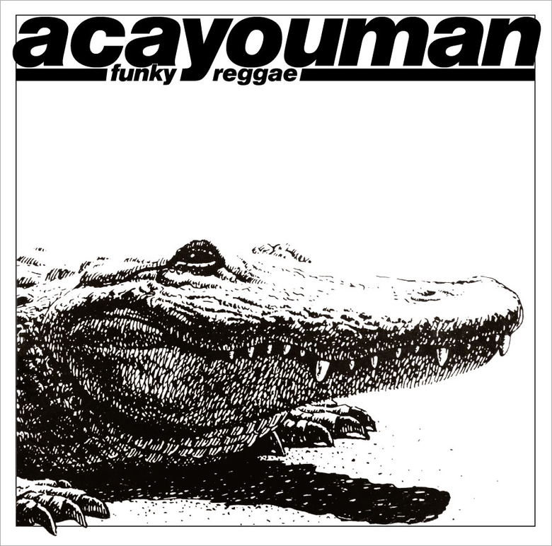 Image of Acayouman - Funky Reggae / Take You Down
