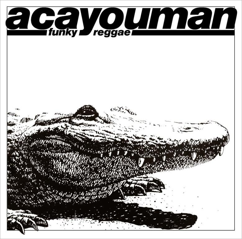 Image of Acayouman - Funky Reggae / Take You Down