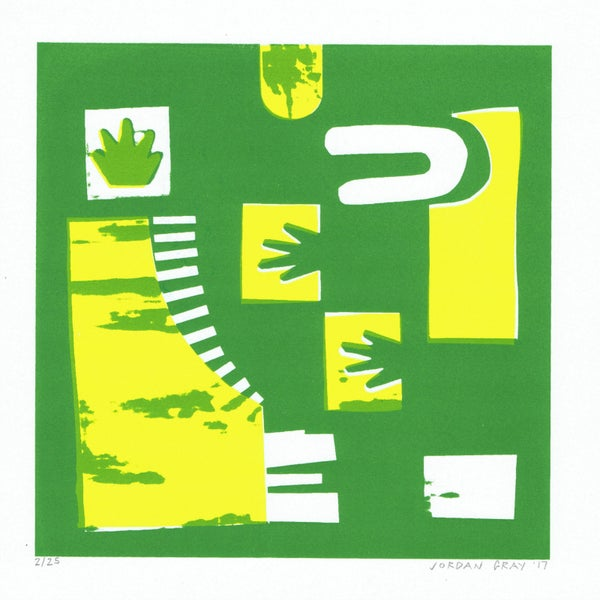 Image of Salt Peanuts : editioned screenprint by Jordan Gray