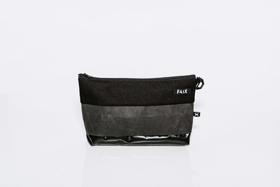 Image of Small Bag BLACK ON BLACK