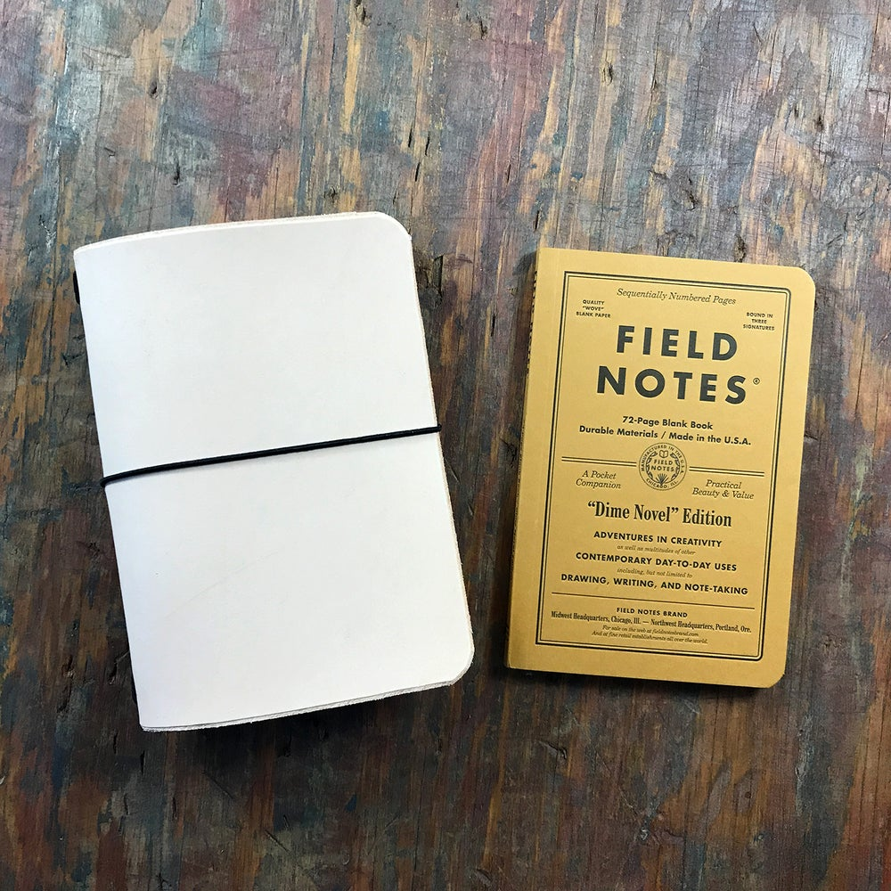 Image of Field Notes Dime Novel Edition Leather Cover