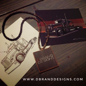 Image of 8x10 Custom Black & White Sketch + Digital Color