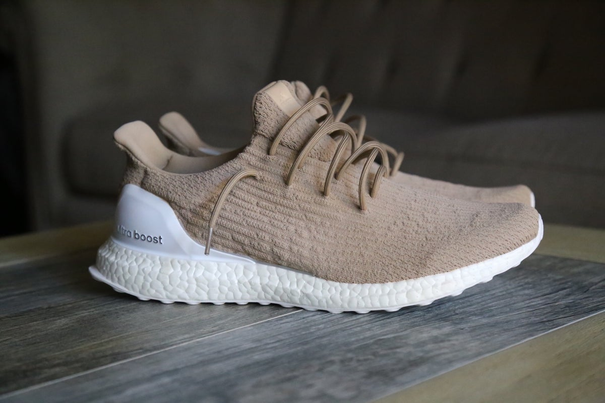 Image of Ultra Boost Uncaged Tan Custom