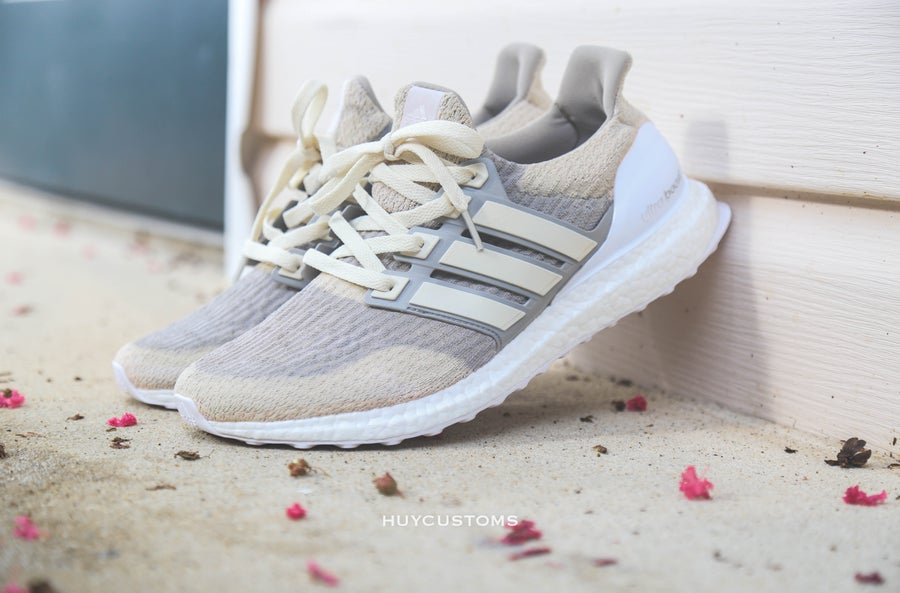 "Image of Ultra Boost ""Cream 3.0"" custom"