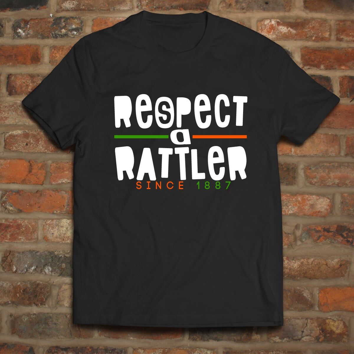 Image of RESPECT A RATTLER X MOTEEF