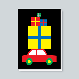 Image of Presents Car card