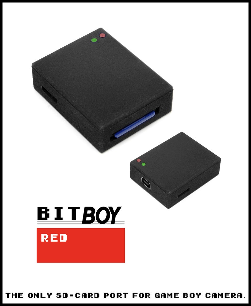 Image of BitBoy [RED]